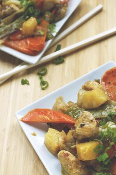 Sweet and Sour Chicken (AIP, GF) | AIP Food Club