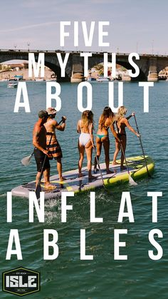 Inflatable stand up paddle boards (iSUPs) have been given a bad reputation. This poor reputation was created by social media and the people who have never set foot on an inflatable paddle board in…More Bear Grylls, Best Inflatable Paddle Board, Inflatable Kayak, Sup Girl, Sup Accessories, Pow, Sup Stand Up Paddle, Sup Paddle, Islands