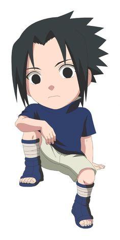 Chibi Sasuke!!