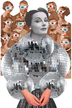 Johanna Goodman - collage I