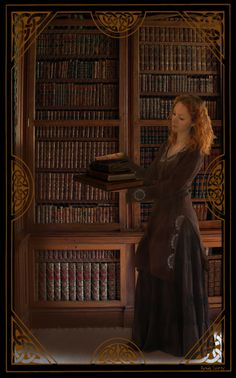 The Brown Ajah of the Aes Sedai is devoted to knowledge and the collection of ancient wisdom. They generally forsake the mundane world, instead dedicating themselves to history and study, and are responsible for the administration of the White Tower Library. The Brown Ajah is run by a ruling council,[1] the head of which is called First Chair.[1]