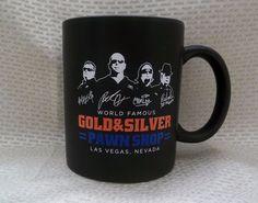 "World Famous Gold & Silver Pawn Shop Las Vegas NV Coffee Mug ""Pawn Stars"" Cup"