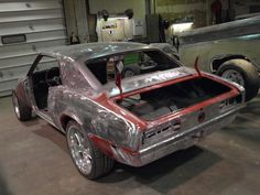 1968 Camaro Restomod / Pro touring