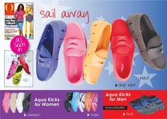 Aqua Kicks by Mast at Wanted.com starting at $49.99