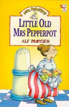 Little Old Mrs. Pepperpot
