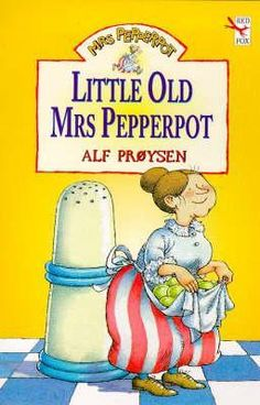 Pepperpot (Red Fox Children's Fiction) by Alf Proysen~Bjorn Berg Best Children Books, Childrens Books, Teenage Years, Red Fox, Nursery Rhymes, Vintage Books, Ebook Pdf, Childhood Memories, Growing Up