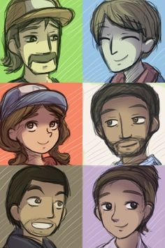 More Walking Dead by Keterok. WD: together forever by keterok.deviantart.com on @deviantART