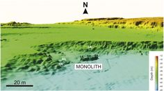 ReWriting #History  A Submerged #Monolith in the Sicilian Channel 9350 ± 200 year B.P