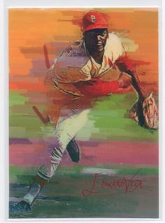 Bob Gibson #2 Sketch Card MLB St. Louis Cardinals VELA Signed Limited Edt 12/25 #StLouisCardinals #baseball
