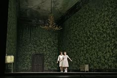 Hansel and Gretel at the Met.