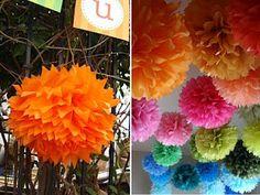 kukisfiesta: Tutorial para hacer preciosos Pompones!