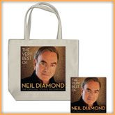 Neil Diamond, song writer, actor, and singer