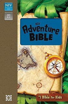 """[""""Ready for Adventure? Embark on a fun, exciting journey through God's Word with the Adventure Bible. Along the way you'll meet all types of people, see all sorts of places, and learn all kinds of things about the Bible. Most importantly you'll grow closer in your relationship with God. Recommended by more Christian schools and churches than any other Bible for kids.<\/p>\r\nDescription: The #1 Bible for kids! The Adventure Bible takes you on a fun, exciting journ…"""