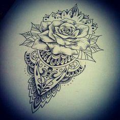 Carnation in de plaats van roos