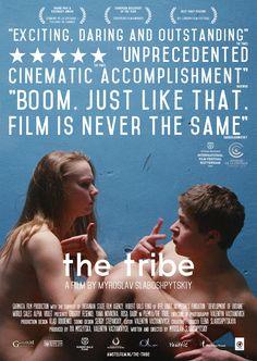 Film poster The Tribe (Myroslav Slaboshpytskiy) #IFFR