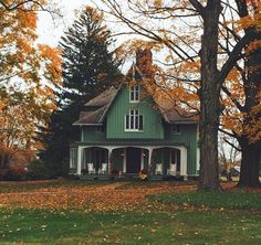 Autumn home - A place to share beautiful images of interior design, residential architecture and occasional other Home Design, Design Design, Future House, House Goals, Autumn Home, My Dream Home, Dream Homes, Cozy House, House 2