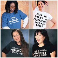 Are You #WhatAFeministLooksLike? Show Us!