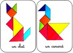 Modèles pour jeu Tangram à imprimer: maternelle,ms,gs,cycle 2 animals silly animals animal mashups animal printables majestic animals animals and pets funny hilarious animal Tangram Printable, Printable Worksheets, Tangram Puzzles, Core French, Cycle 2, French Classroom, Ms Gs, Pattern Blocks, Math Centers