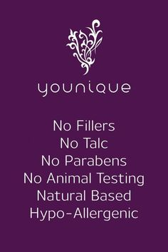 Younique what we are made of