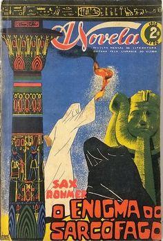 Revista A Novela número 20, 1938