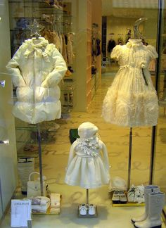 """Shopping in Cannes.I found this pretty little childrens boutique whilst shopping in Cannes with the lovely name of """"i pinco pallino"""" Boutique Names, Children's Boutique, Baby Girl Fashion, Kids Fashion, Little Girl Dresses, Girls Dresses, Store Layout, Little Doll, Oui Oui"""