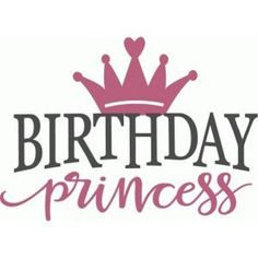 Happy birthday princess wishes for your daughter, sister, girlfriend, wife, friend or cousin who is like a princess for you. This is a simple yet the best birthday picture for her.