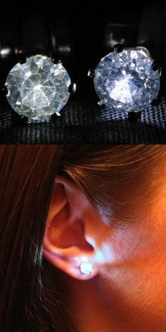 Light Up Earrings - are you serious? because these are awesome!
