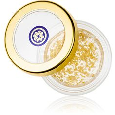 Tatcha Women's Camellia Gold Spun Lip Balm (£23) ❤ liked on Polyvore featuring beauty products, skincare, lip care, lip treatments, beauty, makeup, no color and tatcha