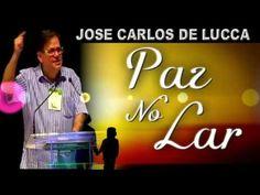 Palestra do Médium José Carlos De Lucca sobre Paz no Lar - YouTube