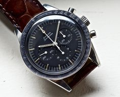 "Just Because: An Omega Speedmaster Reference 105.003 ""Ed White"" Circa 1965 — HODINKEE - Wristwatch News, Reviews, & Original Stories"