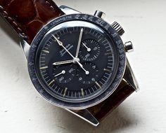 "Just Because: An Omega Speedmaster Reference 105.003 ""Ed White"" Circa 1965 — HODINKEE - Wristwatch News, Reviews, & Original Stories"