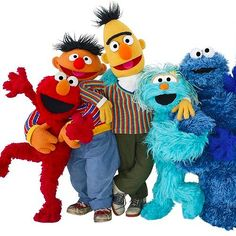 Which Sesame Street Character Are You? <br> You know how to get to Sesame Street, but do you know which character you most identify with? Currently in its year, an estimated 95 percent of all Sesame Street Muppets, Sesame Street Characters, Cartoon Characters, Cookie Monster Puppet, Elmo Wallpaper, Counting For Kids, Fraggle Rock, Antiques Roadshow, Pbs Kids