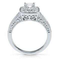 helzberg diamond masterpiece 1 14ct tw engagement ring mondrian diamond rings - Helzberg Wedding Rings