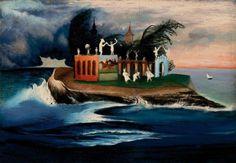 EGY ÚJ CSONTVÁRY KÉP TÖRTÉNETE... :: festmények-paintings