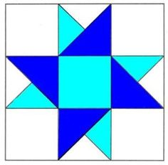 Free Judys Star Quilt Block Lesson for beginners, learn how to make one with my free block pattern lessons Quilt Square Patterns, Quilt Block Patterns, Star Patterns, Square Quilt, Pattern Blocks, Patchwork Patterns, Lone Star Quilt, Star Quilt Blocks, Star Quilts