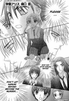 gakuen alice kiss | Gakuen Alice 153 Page 2