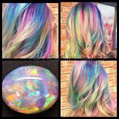 Opal Hair - Google Search