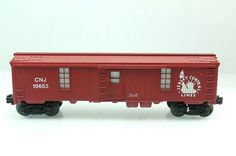 O Lionel CNJ 19653 Jersey Central Lines Tool Car 6 19653 | eBay