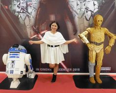 "Cut Auzola on Instagram: ""Meet my two loyal friends! R2 and C-3PO  @debenhamsind #leia #princessleia #princessleiabuns #hansolo #disney #disneycosplay #starwars #clozetteid #cosplay #princesscosplay #indonesia #jakarta #cosplayer #cosplayerindonesia #ootd #theforceawakens #disneybound #disneybounding #starwarstheforceawakens #leiaorgana #c3po #r2d2 #lego #debsstarwars #starwarsindonesia"""