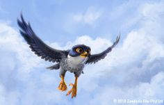 Zambezia goes to Hollywood! | Triggerfish Animation Studios