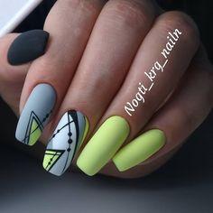 Nail Art Designs and Colors for Summer Glam Nails, Nail Manicure, Beauty Nails, Cute Nails, Matte Acrylic Nails, Glitter Nail Art, Fall Nail Art Designs, Pretty Nail Designs, Stylish Nails