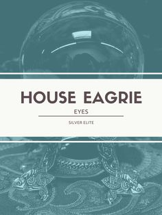 House Eagrie ✤ Red Queen (Victoria Aveyard)