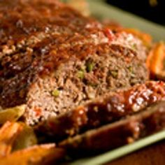 I've been making meatloaf for years. Tonight I used Paula Dean's recipe for the first time & let me just say it won't be my last. I will never go back to my way of making meat loaf. My husband who is very picky about his food loved it!