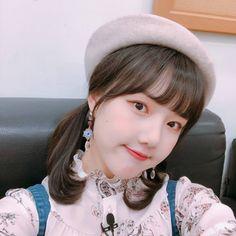 K-Pop Babe Pics – Photos of every single female singer in Korean Pop Music (K-Pop) Kpop Girl Groups, Korean Girl Groups, Kpop Girls, Gfriend Profile, Jung Eun Bi, Cloud Dancer, G Friend, All In One App, Entertainment