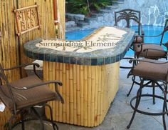 Backyard Bar Plans | Piece Island with BBQ, Side Burner, Storage Doors and Drawers ...