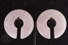 "Rose Quartz Stone Keyholes 10x38mm; 1/2"" min - small From People's Jewelry: People's Jewelry is a wholesale jewelry company located in Upland, CA. We specialize in hand-carved and crafted jewelry made from organic materials. We work with stone, wood, glass, mother of pearl, and also surgical implant titanium. Our goal is to get you the jewelry that you desire! We love to help our customers find what they are looking for, if you don't see something you like, just contact us and we wil Quartz Stone, Rose Quartz, Organic Plugs, Face Piercings, Jewelry Companies, Wholesale Jewelry, Body Jewelry, Hand Carved, Craft Supplies"