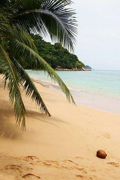 Pulau Perhentian Kecil Island, Malaysia