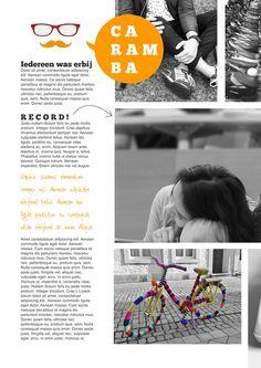 Afscheid groep 8 foto en tekst voorbeeld pagina van nieuw gratis sjabloon beschikbaar in Jilster. Maak zelf een afscheid groep 8 (of huwelijks- of verjaardags-) tijdschrift met Jilster, voeg je eigen foto's en teksten toe, nodig leerlingen, leraren en ouders uit om een pagina op te maken.