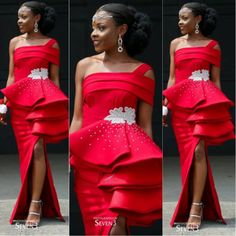 Look at this Gorgeous latest african fashion look