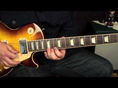 Guitar Lessons - How to play a solo on guitar - YouTube